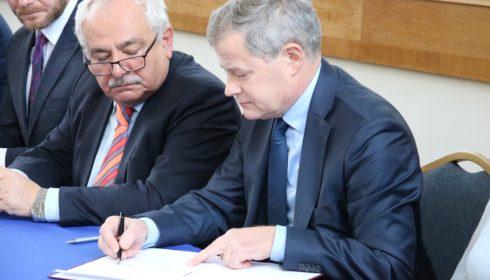 Jesteśmy sygnatariuszami drugiego porozumienia na rzecz Inteligentnych Specjalizacji Pomorza